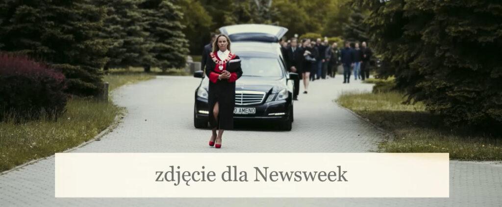 mistrz ceremonii Aneta Dobroch